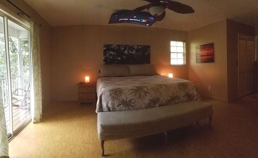 Домашние проекты: умный дом с разговаривающим паркингом и телевизором на потолке