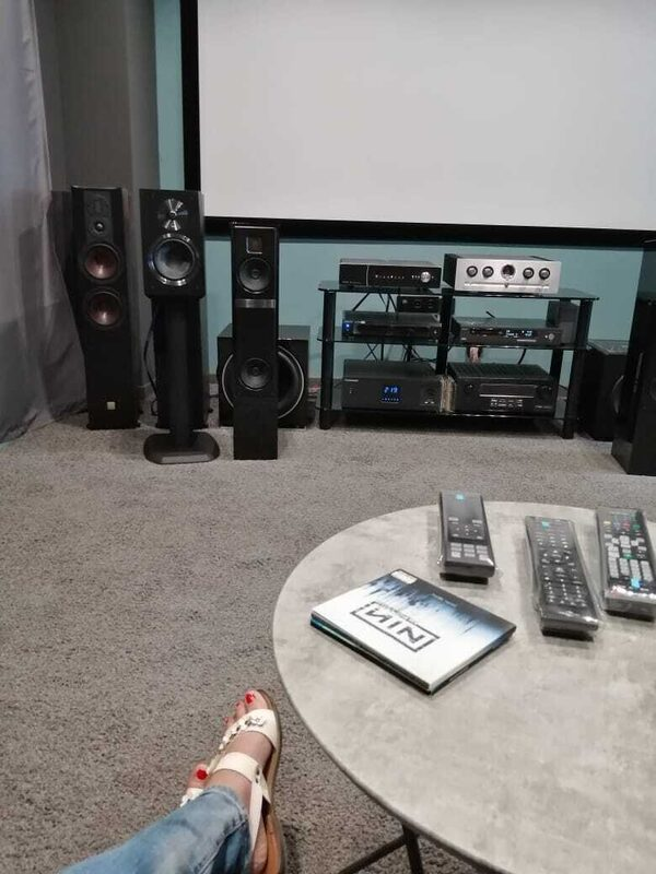Прослушивание акустики: DALI Opticon 6 MK2, MartinLogan Motion 20i и SVS Ultra Bookshelf