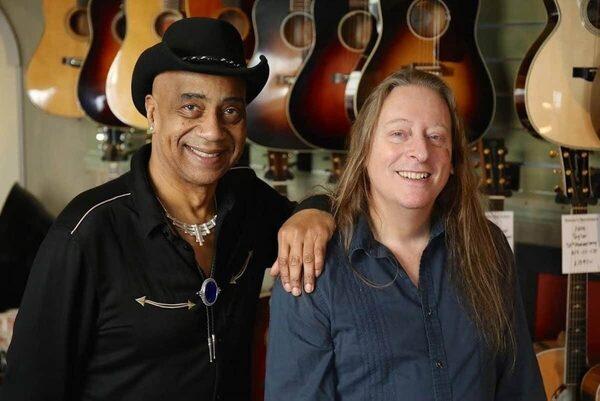 «В нужное время в нужном месте»: англо-американский проект Malone Sibun экс-гитариста Роберта Планта