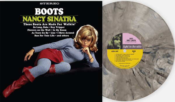 «Boots» Нэнси Синатры: приключения котенка в сапогах