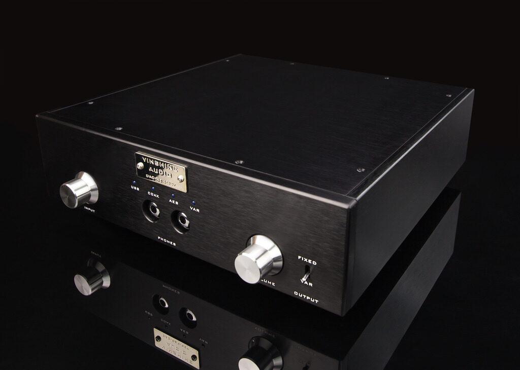Умеют ли сегодня готовить мультибитные ЦАПы? Тест конвертера Vinshine Audio DAC-R2R Ref