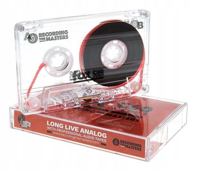 Лис на бегу: компакт-кассета RTM Fox C60 Type I