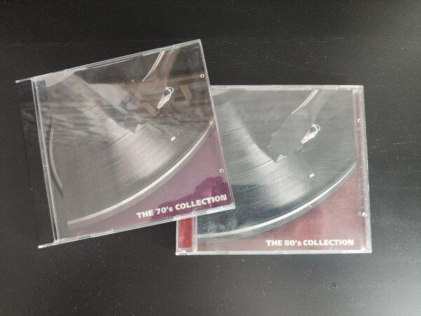 Прекрасный подарок себе на первое мая — два раритетных диска