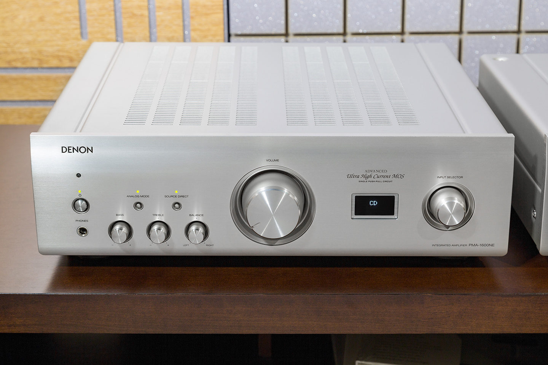 Тест усилителя Denon PMA-1600NE и SACD/CD проигрывателя DCD-1600NE: три кнопки для пуристов