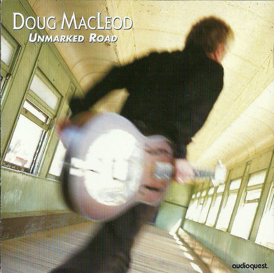 Audioquest Music: ничего, кроме Блюза! Часть первая: Doug MacLeod