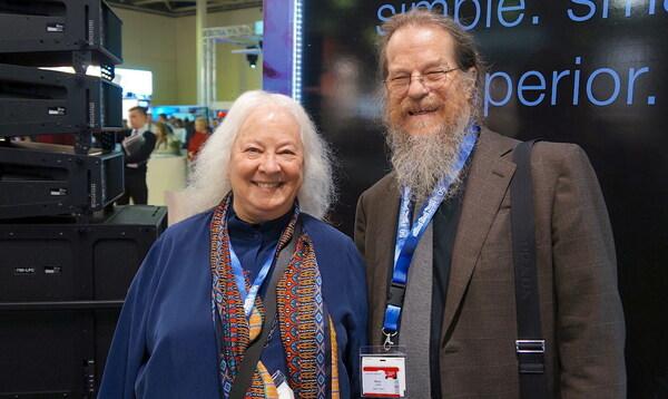Джон и Хелен Майер, Meyer Sound: «Мы бы хотели, чтобы студийные мониторы появились в домах»