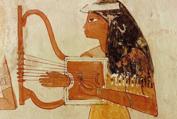 Какой была древнейшая музыка? [перевод]