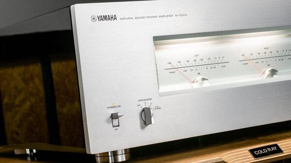Тест предусилителя Yamaha C-5000 и усилителя мощности Yamaha М-5000: возвращение маэстро