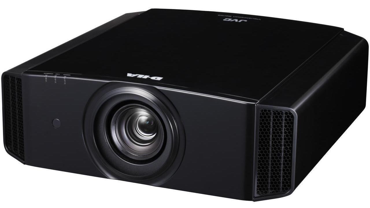Тест проектора JVC DLA-VS2500G: специалист неширокого профиля