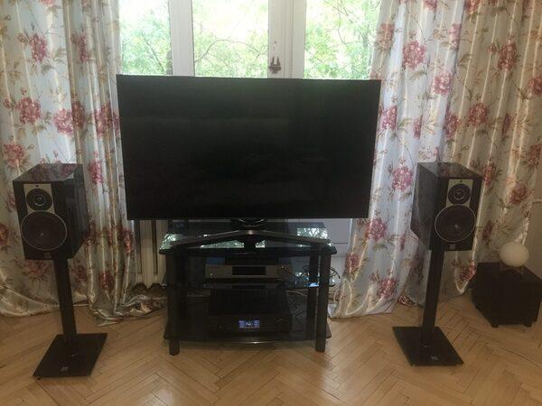 Выбор усилителя и своего звука: сравнение Cambridge Azur 851A и Musical Fidellity M6Si