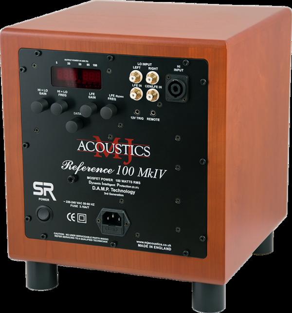 Опыт приобретения и использования сабвуфера MJ Acoustics REF100Mk4-SR