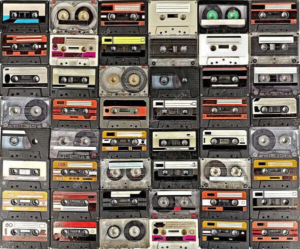 Ленты про тяжко: пять аудиокассет из 90-х как машина времени