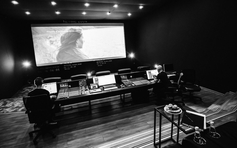 Студия FlySound: «Все звуки к фильмам мы создаем сами»