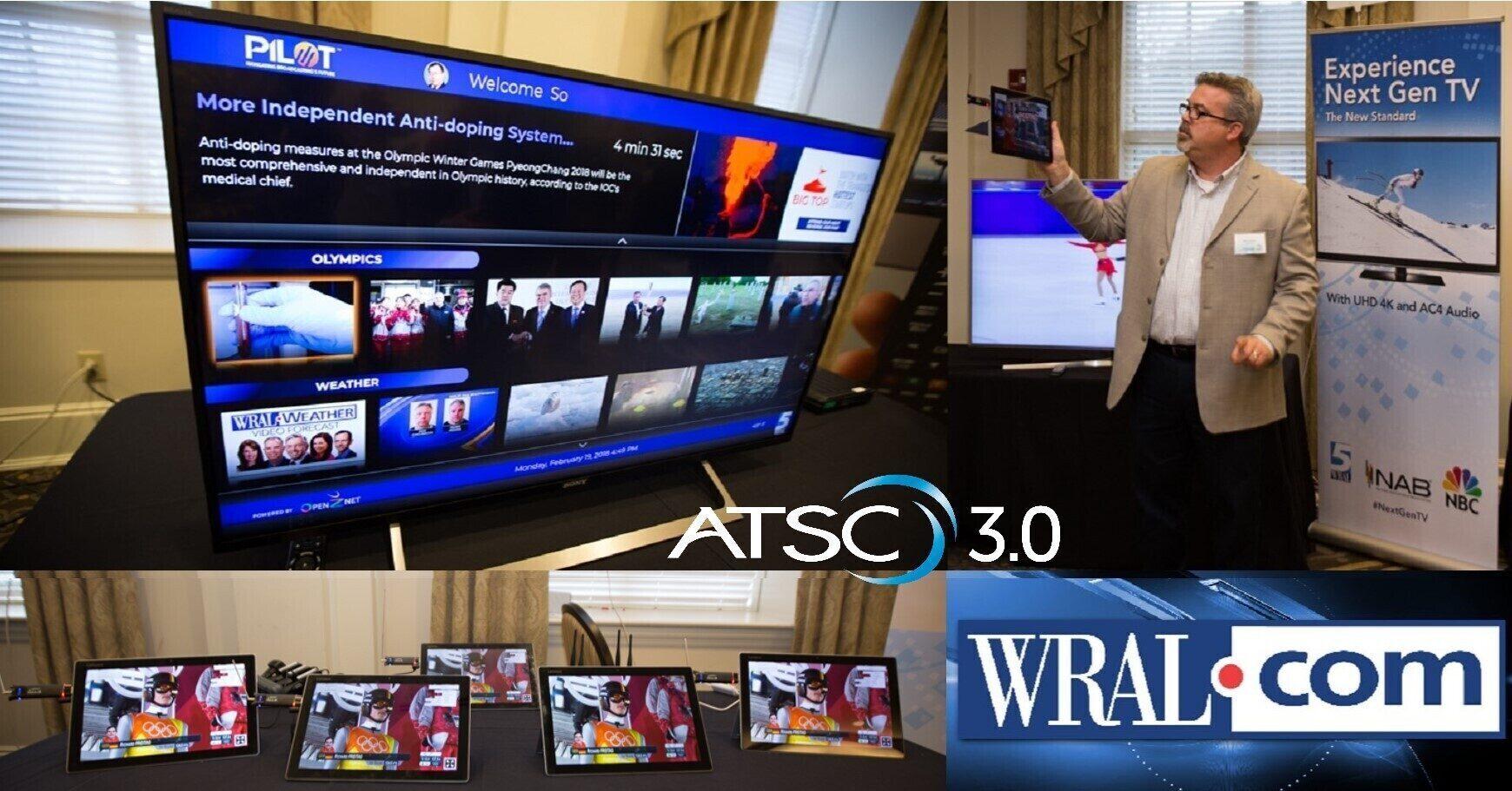 Новый стандарт телевидения ATSC 3.0: альтернатива потоковым сервисам и 4К-разрешение