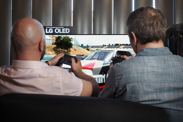 Тест OLED телевизора LG OLED48C1: мечта геймера и геймера-киномана