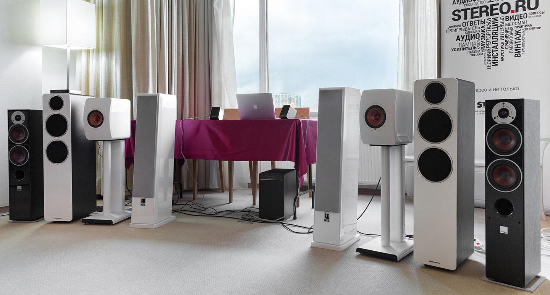 Сравнительный тест активной Hi-Fi акустики: DALI Zensor 5 AX, Wharfedale Diamond A2, KEF LS50W, Heco Ascada 600 Tower