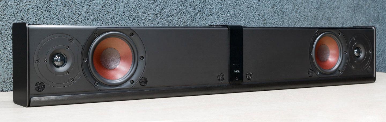 Тест акустики DALI Kubik One: Hi-Fi-комплект в саундбаровом корпусе