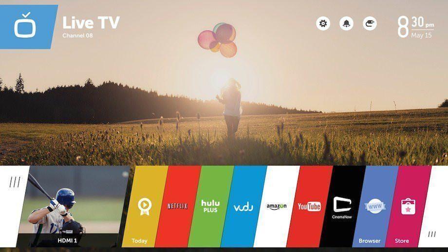 Ultra HD-телевизор LG 65UB980V: кладовая пикселей