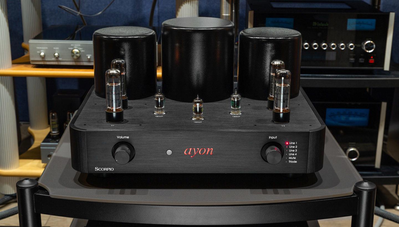 Тест лампового усилителя Ayon Scorpio XS: триодная детальность и пентодная мощь