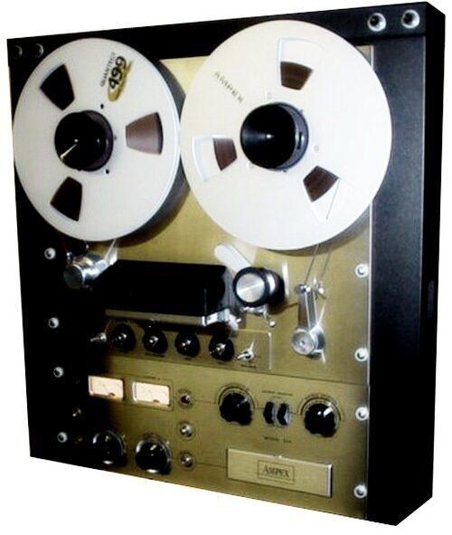Магнитофон Ampex 351 и его эпоха: «О дивный новый мир!»