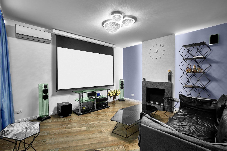 Домашние проекты: кино за стеклом