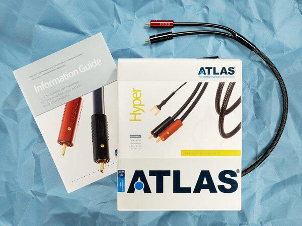 Тест фонокабелей Atlas Element TT, Equator TT и Hyper TT: буквально легкие и небуквально искристые