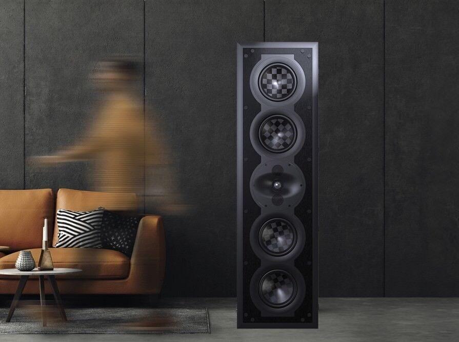 Perlisten Audio представила первую внутристенную кинотеатральную акустику S7i с сертификатом THX Dominus