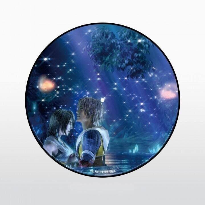 Музыка к игре Final Fantasy X выйдет ограниченным тиражом на двойном виниле