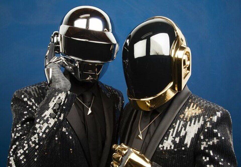 Книга о Daft Punk и их наследии выйдет через год