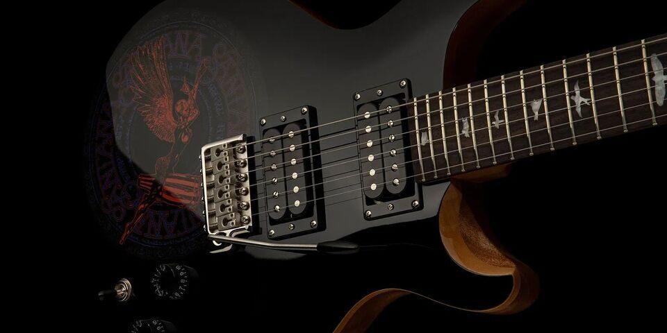 PRS представила подписную гитару SE Santana Abraxas Limited Edition в честь 50-летия альбома «Abraxas» Карлоса Сантаны