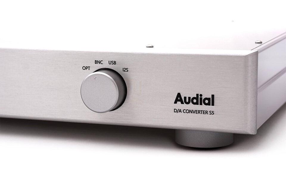 ЦАП Audial S5: мультибит на базе Philips TDA1541 с продвинутым питанием