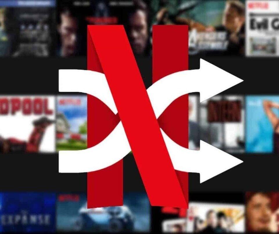Netflix запустил алгоритм поиска контента Play Something в Android-приложении