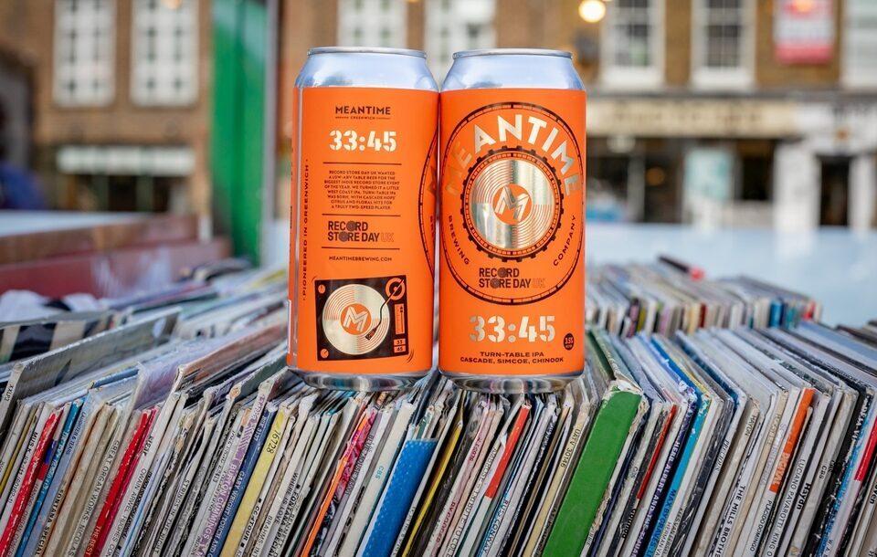 Record Store Day 2021 обзавелся официальным пивом Meantime 33:45