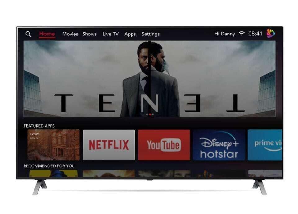 LG анонсировала выход новой операционной системы River OS для других производителей ТВ