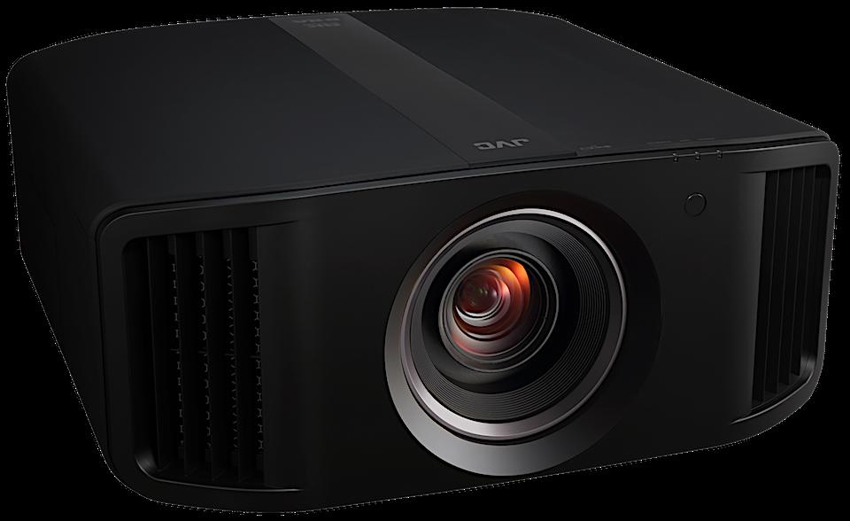 JVC официально представила линейку 8К-проекторов