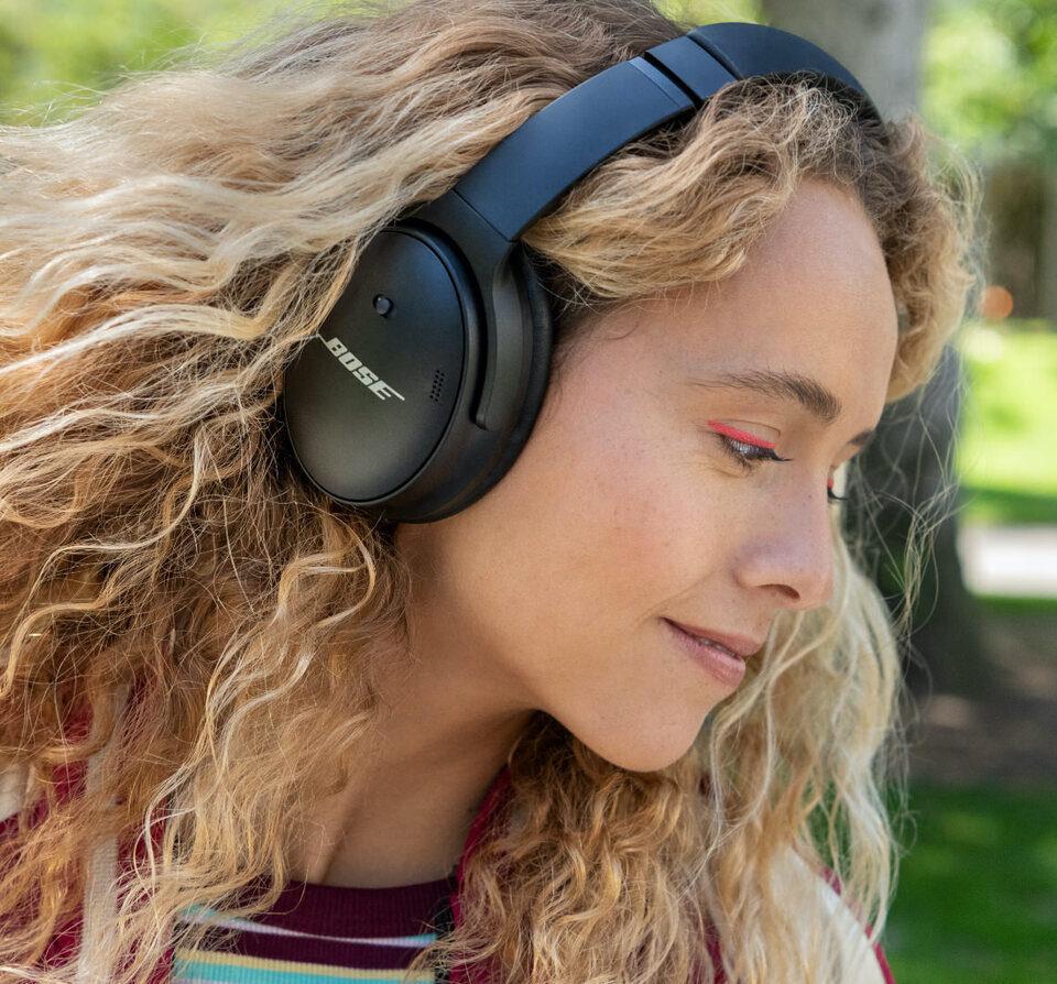Наушники Bose QuietComfort 45: сутки музыки и улучшенное шумоподавление