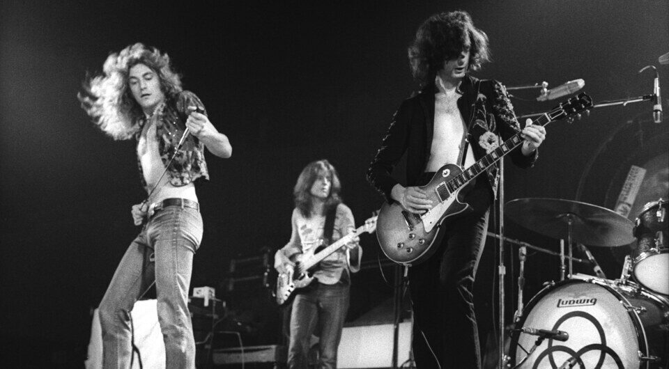Документальный фильм «Becoming Led Zeppelin»: редкие архивные записи и интервью со всеми участниками группы