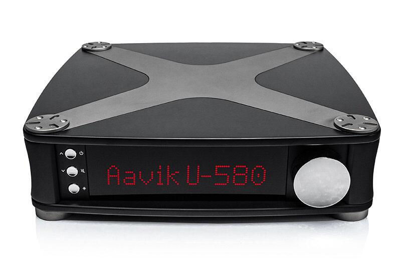 Aavik Audio обновила усилители-ЦАПы U-180, U-280 и U-580
