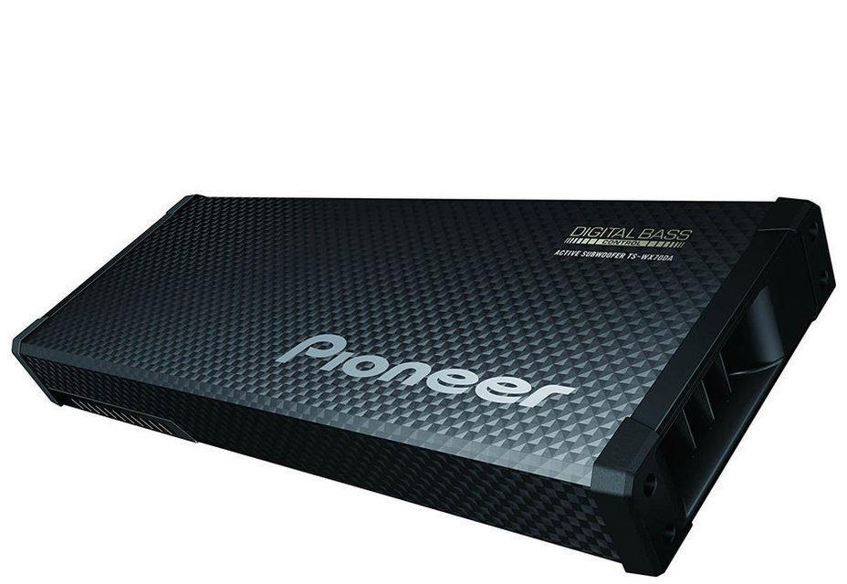 Pioneer TS-WX70DA: активный автомобильный сабвуфер с контролем баса