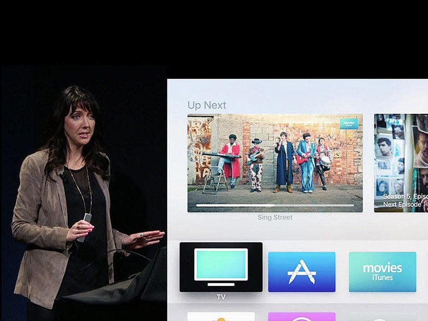 В новом приложении Apple TV нет доступа к Netflix и Amazon Video
