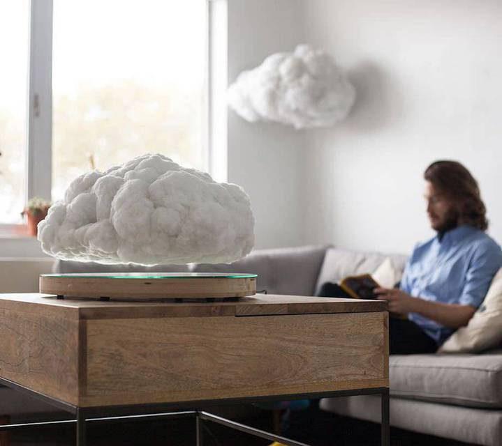 Making Weather: летающая акустика в форме тучи