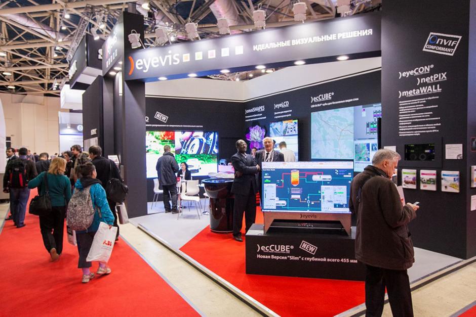 Домашняя техника на выставке Integrated Systems Russia 2016: мультирумная акустика, минипроектор и стильные телевизоры