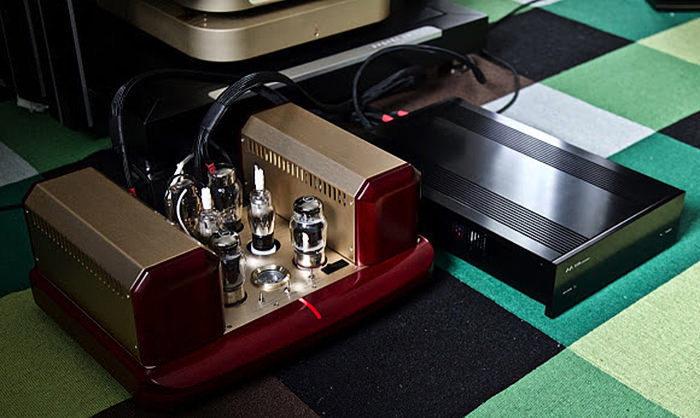 Словенская компания Audio Alto разработала усилитель для усилителей