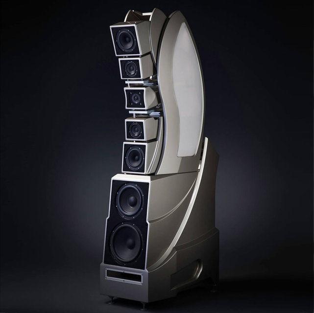 Wilson Audio презентовала финальный прототип WAMM Master Chronosonic