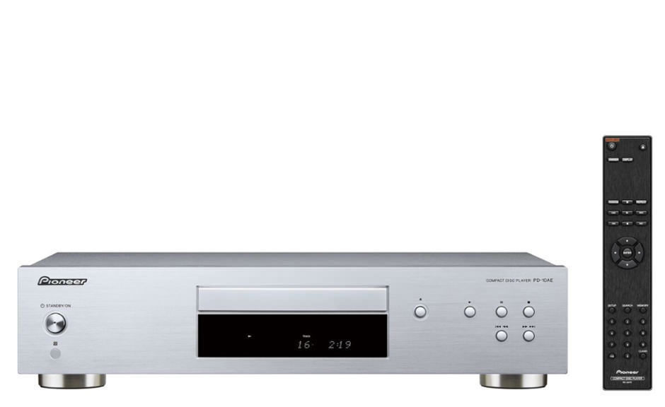 Pioneer выпустила сетевой проигрыватель N-30AE и два CD-плеера PD-10AE и PD-30AE