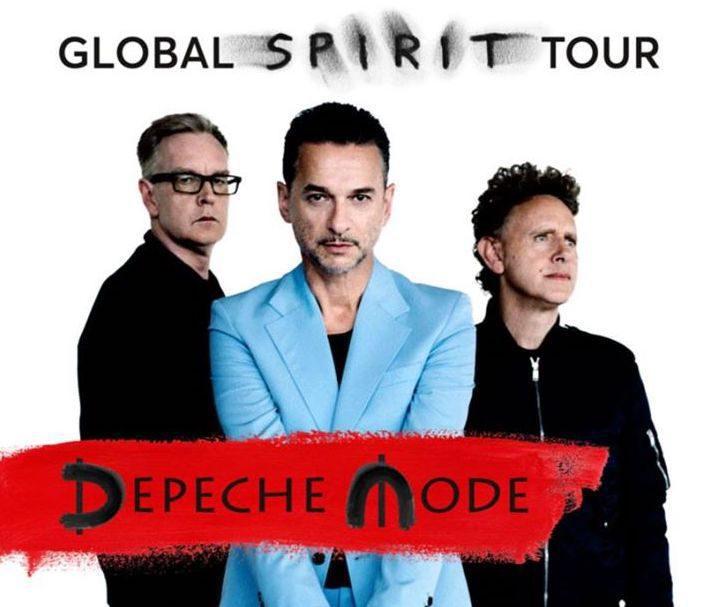 Depeche Mode объявила о выходе нового альбома «Spirit» и тура в поддержку релиза