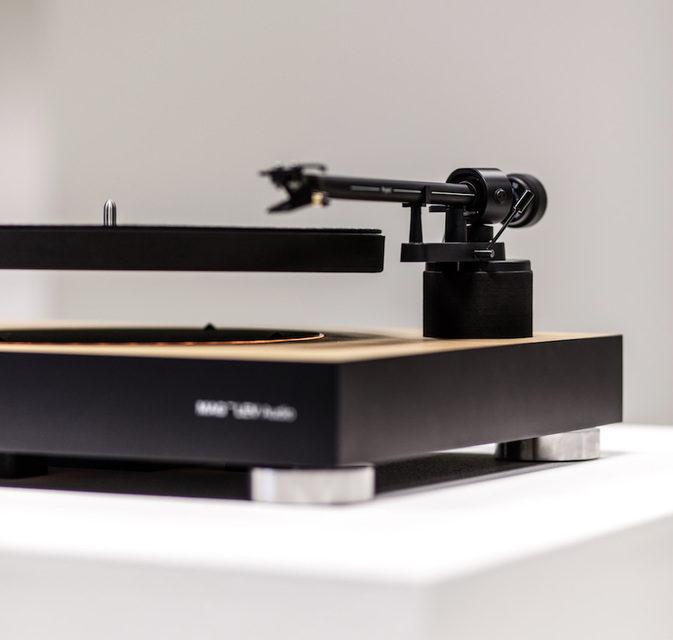 MAG-LEV Audio: первая в мире вертушка с левитирующим диском