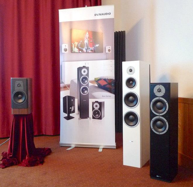 Компания Elite AV объявила о начале дистрибуции в Россию акустики Dynaudio
