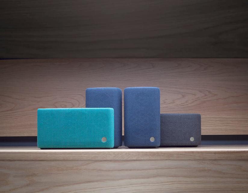 Cambridge Audio Yoyo: беспроводная портативная акустика в разноцветных одеждах из специальной ткани