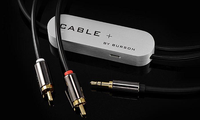 Кабель Cable+ от Burson превратит любой источник в High-End плеер